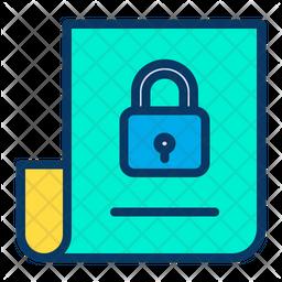Lock Form Icon