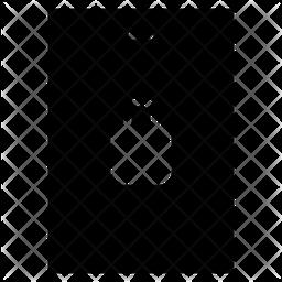 Lock screen Glyph Icon