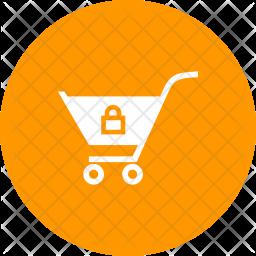 Locked Glyph Icon