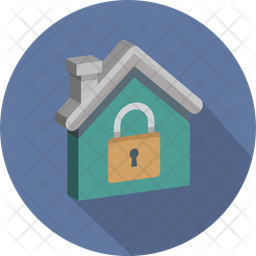 Locked House Icon