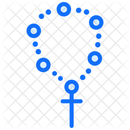 Cross Locket Icon