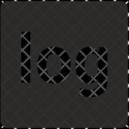 Log Icon