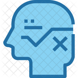 Logical thinking Icon