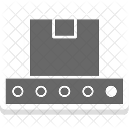 Logistic Package Icon