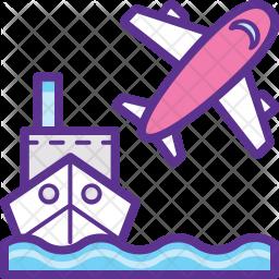 Logistic Service Icon