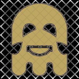 Lol Flat  Emoji Icon