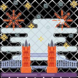 London Bridge Icon