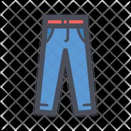 Long pants Icon