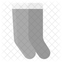 Long Sock Icon