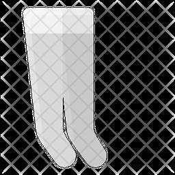 Long Socks Icon
