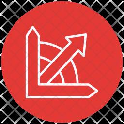 Long, Tail, Keyword, Long-tail-keyword Icon