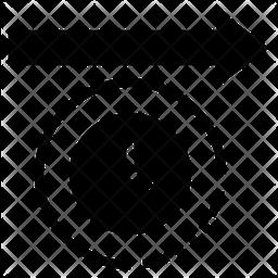Long Term Glyph Icon