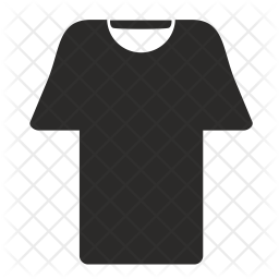 Long, Tshirt Icon