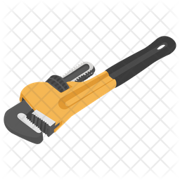 Long Wrench Icon