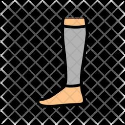 Loose sock Icon