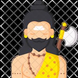 Lord Parshuram Icon