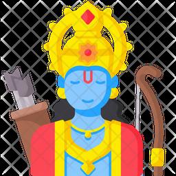 Lord Rama Icon
