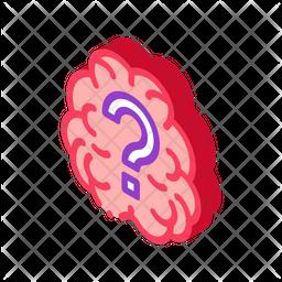 Lost Brain Icon
