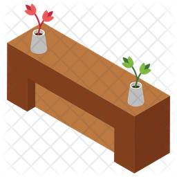Lounge Table Icon