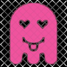 Love Flat  Emoji Icon