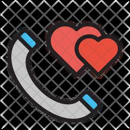 Love Calling Icon