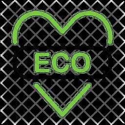 Love Eco Icon
