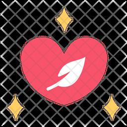 Love environment Flat Icon