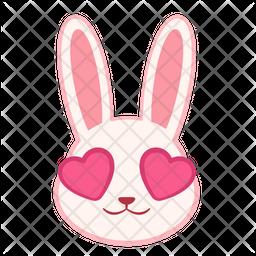 Love Eye Emoji Icon