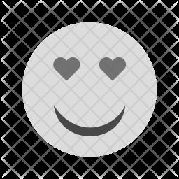 Love face Icon