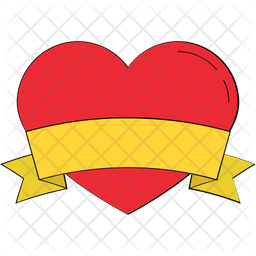 Love Heart Icon png