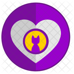 Love kitty Icon