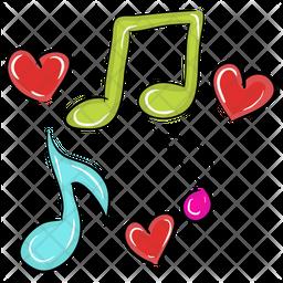 Love Melody Icon