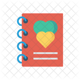 Love notes Icon