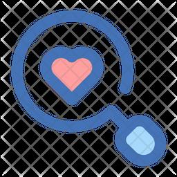 Love Search Icon