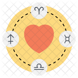 Love Signs Icon