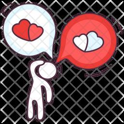 Love Thinking Icon