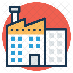 Low Rise Construction Icon