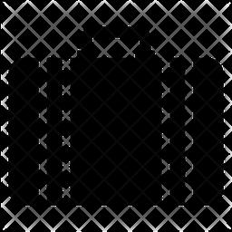 Luggage Glyph Icon