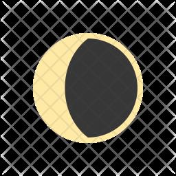 Luna eclipse Icon