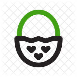 Lychee Line Icon