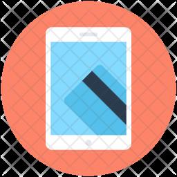 M Flat Icon