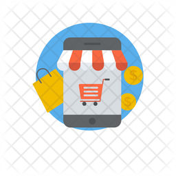 M Commerce Icon png