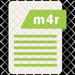 M4r file Icon