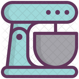 Machine, Device, Electronics, Cooking, Household, Kitchen Icon