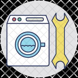 Machine Repairing Icon