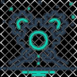 Machinist Icon
