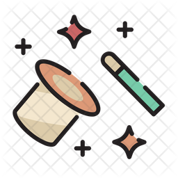 Magic Icon Of Colored Outline Style Available In Svg Png Eps Ai Icon Fonts