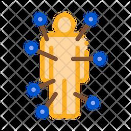 Magic Doll Pin Icon