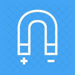 Magnet Line Icon
