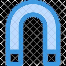 Magnet Dualtone Icon